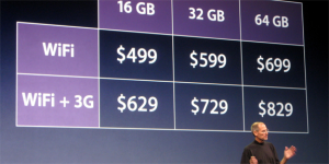 Job Apple Pricing