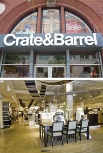 Crate and Barrel 1
